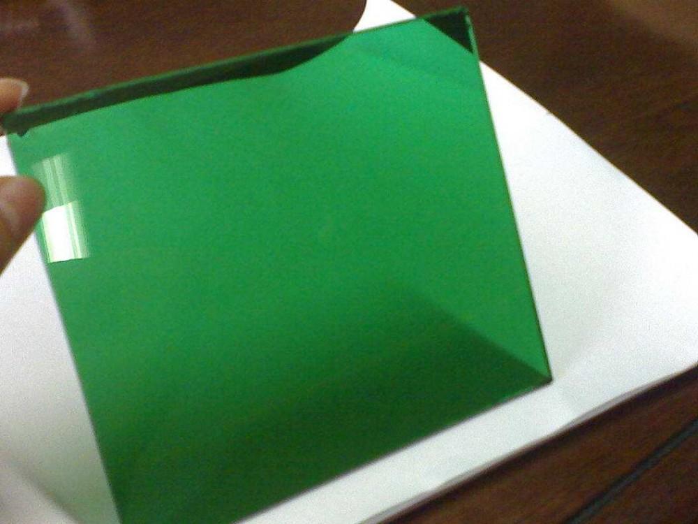 透明绿亚克力板